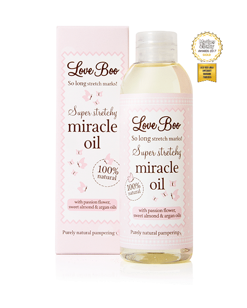 Super Stretchy Miracle Oil de Love Boo